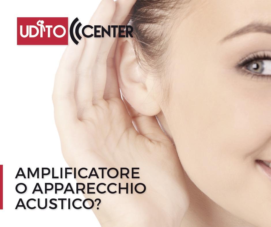 Disturbi dell'udito: amplificatore o apparecchio acustico