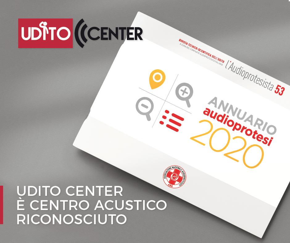 UDITO-CENTER-CENTRO-ACUSTICO-RICONOSCIUTO