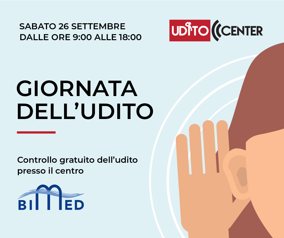 Giornata gratuita dell'udito a Pellezzano